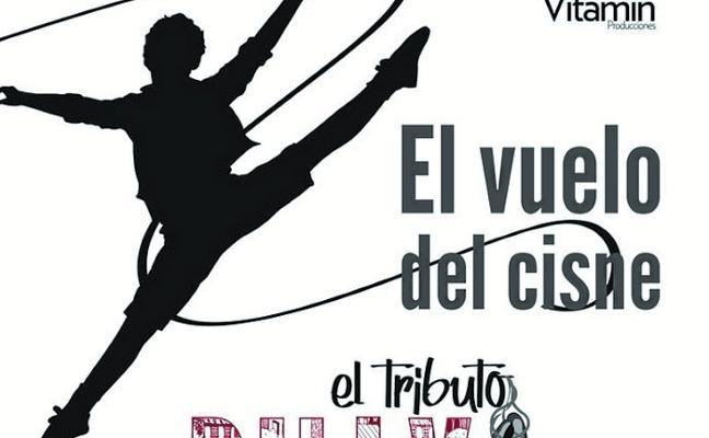 El musical 'El vuelo del cisne, tributo a Billy Elliot', este viernes en Soreasu