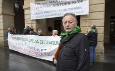 «La presión social de los pensionistas es decisiva»