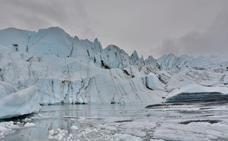 Los glaciares pierden cada año el triple de hielo que el que cubre los Alpes