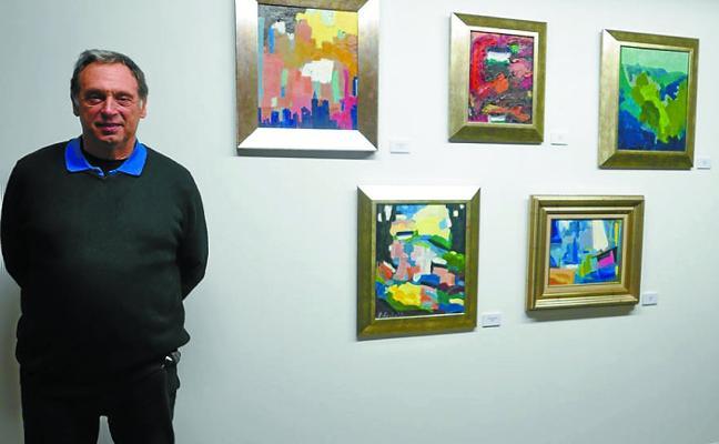 El pintor Xabier Soubelet regresa a Arizkunenea con '30 años después'