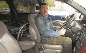 Juan Badiola: «Pensé que ya que tenía ruedas nuevas no me iba a parar, ¿no os parece?»
