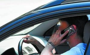 Analizarán el móvil de los conductores en caso de accidente