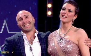La ex Miss España María Jesús Ruiz, ganadora de 'GH Dúo'