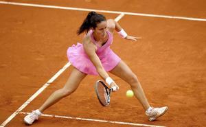 Lara Arruabarrena participará en el Mutua Madrid Open
