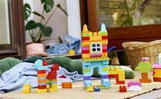 Las habilidades que los niños de dos a cinco años pueden desarrollar con las piezas de Lego