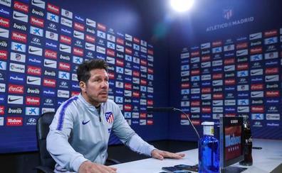 Simeone: «Hay que cuidar más que nunca a Costa»
