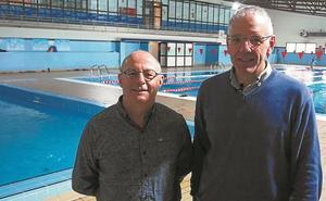 La propuesta de EH Bildu para la falta de espacio de la piscina de Lubaki es añadirle dos calles más