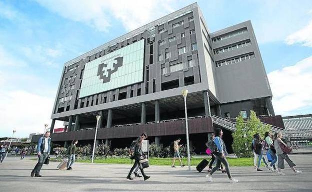 El anteproyecto del presupuesto de la UPV sube un 2,9% y llega a 422 millones