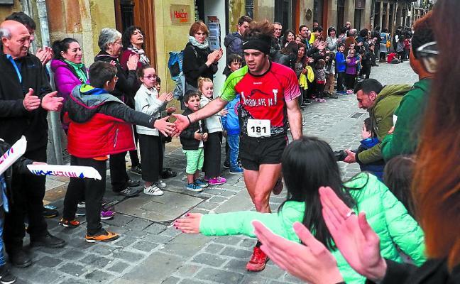350 corredores se pondrán a prueba este domingo en la V Arrasate-Udalatx