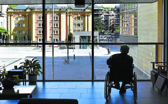 Se reforzará y ampliará el servicio de atención para mayores dependientes