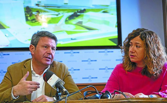 El Gobierno local plantea recuperar el proyecto del parking de Belartza