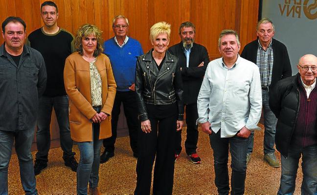 Maite Izagirre vuelve a encabezar la candidatura de EAJ-PNV a la alcaldía
