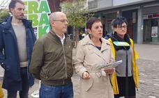 EH Bildu acusa a los líderes de Ciudadanos, PP y Vox de venir a Euskadi «a provocar»