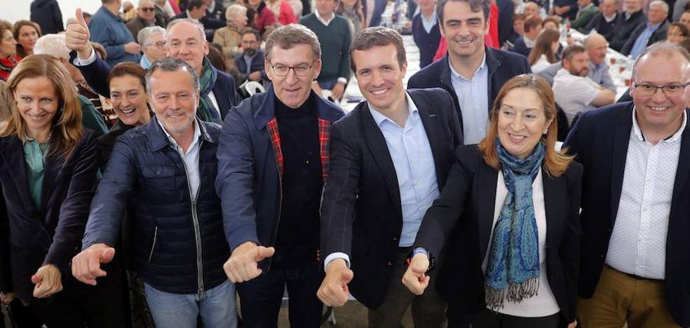 Casado rescata la promesa de crear un Ministerio de Familia en su pugna con Vox