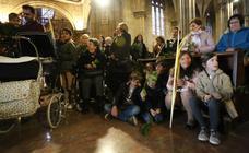 Domingo de Ramos en Donostia