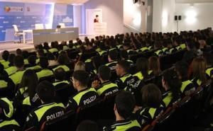Arkaute abre mañana la inscripción para cubrir 270 plazas de Policía Local