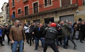 Covite denuncia que entre los atacantes de Errenteria estaba uno de los que «quemaron vivo» al ertzaina Jon Ruiz en 1995