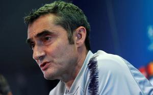 Valverde: «Nuestra idea es ganar el partido y no salir pensando en que tenemos ventaja»
