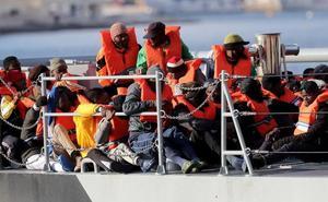 Italia teme otra marea humana libia