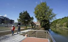El río pasa de amenaza a parque fluvial