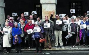 Pensionistas y jubilados en defensa de sus derechos
