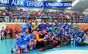 El Erreka, indiscubible campeón de Liga