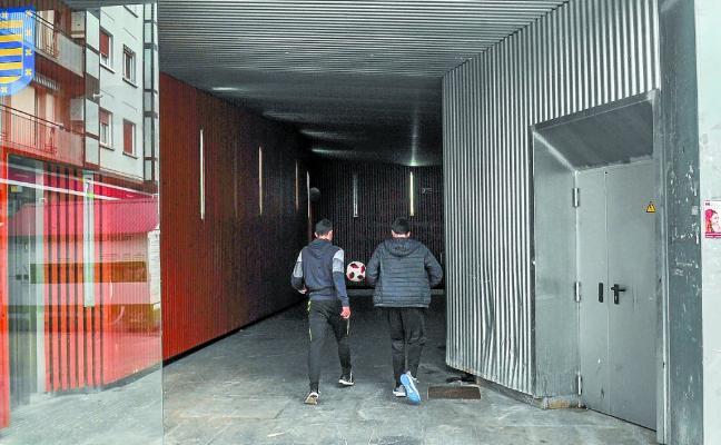 El Ayuntamiento instalará cámaras en el paso soterrado del apeadero