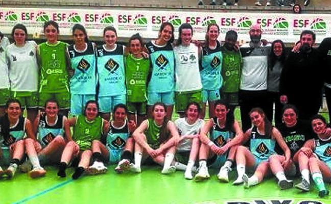 El Araski-Ointxe jugará el Campeonato de España júnior