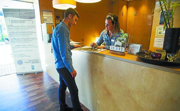 Ocupación. El Hotel ETH ya tiene reservas al 90% para algunos días./