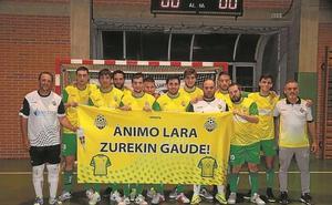 Cara y cruz para los equipos punteros del Eguzki de fútbol sala federado