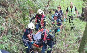 Hallan el cuerpo sin vida de una vecina de Arrasate de 54 años en el río Deba