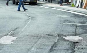 Vías Públicas llevará a cabo este otoño la renovación del pavimento de 21 nuevas calles