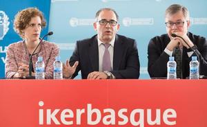 Euskadin Europako Ikerketa Kontseiluaren laguntzak jasotakoen %86 Ikerbasqueko ikertzaileak dira