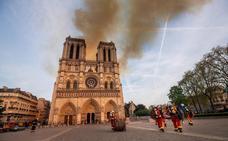 La restauración de Notre Dame será larga y costosa