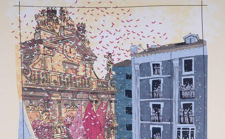 ¿Qué cartel de San Fermín te gusta más?