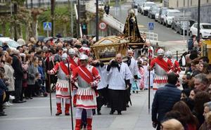 Azkoitia, Segura, Pasaia... Así son las procesiones de Semana Santa en Gipuzkoa