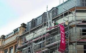 Las ayudas para la rehabilitación de edificios podrán solicitarse desde el día 26