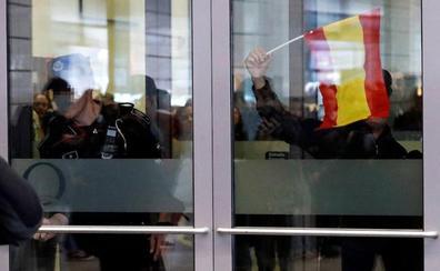 El Gobierno Vasco «reprueba» los incidentes violentos en torno a la campaña del pasado fin de semana