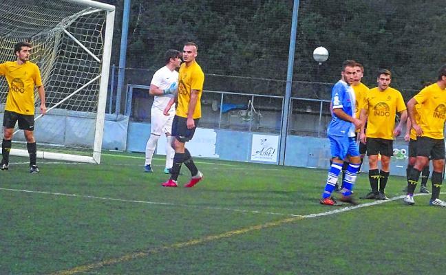 El Orioko se jugará la permanencia en las dos jornadas finales tras el empate en Urnieta