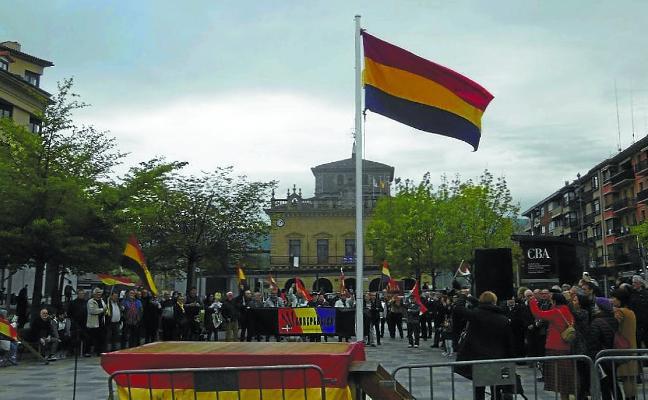 La Asociación Republicana celebró el 14 de abril