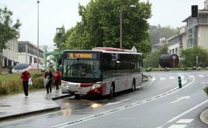 Desconvocadas las huelgas en los servicios de bus a sidrerías de Hernani y Astigarraga