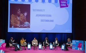 Los participantes repetirían otro 'Change the Change' en Donostia