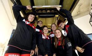 Las juveniles de Hibaika se alzaron con el Campeonato de Euskadi