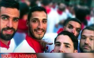 Un juez de Pamplona cree que existen indicios para juzgar al responsable del anuncio del 'Tour de La Manada'