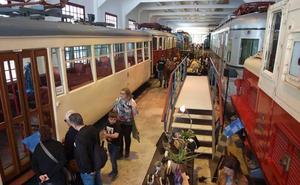 El Museo Vasco del Ferrocarril comienza su nueva temporada