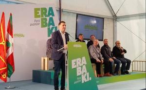 Otegi viaja a Suiza para firmar con la fugada Marta Rovira la alianza con ERC para el Congreso