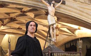 Joseba Auzmendi: «Disfruto más en Semana Santa que en las fiestas de San Joan»