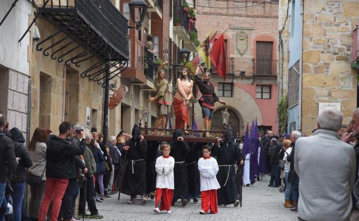 La procesión de Segura, en imágenes