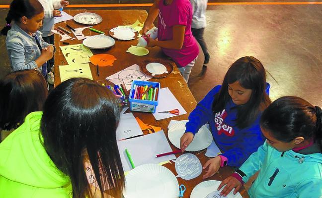 Ederrena acogerá una zona de ocio infantil con juegos y talleres para la semana de Pascua