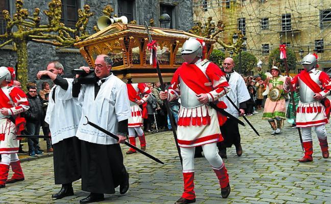 Cita con las procesiones del Viernes Santo